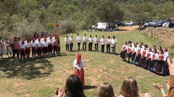 Festa de Sant Marc i Santes Creus a Vallferosa